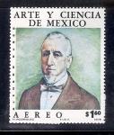Stamps Mexico -  Arte y Ciencia de México: Biologia