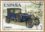 Stamps Spain -  ABADAL 1914