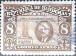 Stamps : America : Honduras :  8 cent. 1946