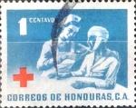 Sellos del Mundo : America : Honduras : Intercambio 0,20 usd 1 cent. 1969