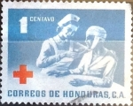 Sellos del Mundo : America : Honduras : Intercambio 0,20 usd 1 cent. 1969