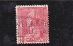 Sellos de Oceania - Nueva Zelanda -  Rey Jorge V