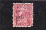 Sellos de Oceania - Nueva Zelanda -  rey George V