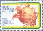 Sellos del Mundo : America : Honduras : Intercambio 0,20 usd 15 cent. 1979