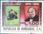 Sellos del Mundo : America : Honduras : Intercambio 1,10 usd 1 lempira 1980