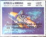 Sellos del Mundo : America : Honduras : Intercambio ma4xs 0,75 usd 12 cent. 1972