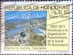 Sellos del Mundo : America : Honduras : Intercambio ma4xs 0,20 usd 10 cent. 1978