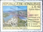 Sellos del Mundo : America : Honduras : Intercambio 0,20 usd 10 cent. 1978