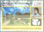 Sellos del Mundo : America : Honduras : Intercambio 0,20 usd 16 cent. 1976