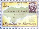 Sellos del Mundo : America : Honduras : Intercambio crxf2 0,20 usd 16 cent. 1978