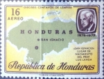 Sellos del Mundo : America : Honduras : Intercambio 0,20 usd 16 cent. 1978