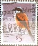 Sellos del Mundo : Asia : Hong_Kong : Intercambio 1,40 usd 5 dólares 2006