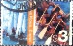 Sellos del Mundo : Asia : Hong_Kong : Intercambio 0,35 usd 3 dolares 2002