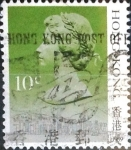 Sellos del Mundo : Asia : Hong_Kong : Intercambio 0,20 usd 10 cent. 1988