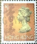 Sellos del Mundo : Asia : Hong_Kong : Intercambio 0,20 usd 1 dolar 1992