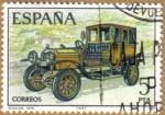 Stamps Spain -  ELIZALDE 1915