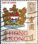 Sellos de Asia - Hong Kong -  Intercambio 0,50 usd 1 dolar 1968
