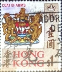 Sellos del Mundo : Asia : Hong_Kong : Intercambio 0,50 usd 1 dolar 1968