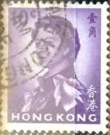 Sellos del Mundo : Asia : Hong_Kong : Intercambio 0,20 usd 10 cent. 1962