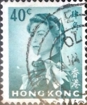 Sellos del Mundo : Asia : Hong_Kong : Intercambio 0,20 usd 40 cent. 1962