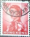 Sellos de Asia - Hong Kong -  Intercambio 0,20 usd 50 cent. 1962