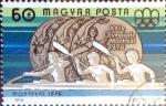 Stamps Hungary -  Intercambio 0,20 usd 60 f. 1976