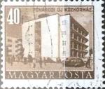 Sellos de Europa - Hungría -  Intercambio 0,20 usd 40 f. 1953