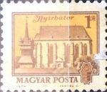 Stamps Hungary -  Intercambio 0,20 usd 1 ft. 1979