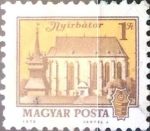 Sellos de Europa - Hungría -  Intercambio 0,20 usd 1 ft. 1979