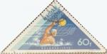 Stamps Hungary -  Intercambio 0,20  usd 60 f. 1973