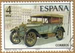 Stamps : Europe : Spain :  HISPANO SUIZA 1916