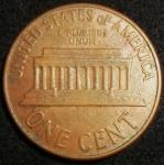 monedas de America - Estados Unidos -  1962 (Reverso)