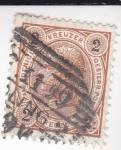 Stamps Austria -  imperio austro-hungaro
