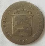 monedas de America - Venezuela -  1945 (Anverso)
