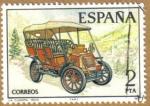 Sellos del Mundo : Europa : España : LA CUADRA 1900