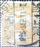 Sellos de Europa - Hungría -  Intercambio 0,25  usd 2 f. 1900