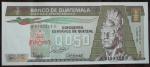 monedas de America - Guatemala -  1988 (Anverso)