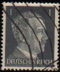 Sellos de Europa - Alemania -  DEUTSCHES REICH 1941 Scott506 SELLO ADOLF HITLER ALEMANIA Usado Mitchel781