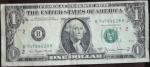 monedas de America - Estados Unidos -  1977 (Anverso)