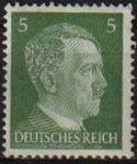 Stamps Europe - Germany -  DEUTSCHES REICH 1941 Scott509 SELLO ADOLF HITLER NUEVO ALEMANIA Michel784