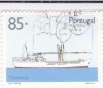 Sellos de Europa - Portugal -   barco Madeirense- MADEIRA