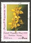 Stamps Somalia -   Flor