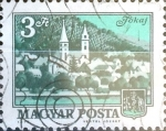 Stamps Hungary -  Intercambio 0,20 usd 3 ft. 1973