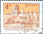 Stamps Hungary -  Intercambio 0,20 usd 4 ft. 1973
