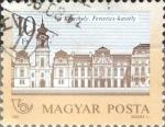 Sellos del Mundo : Europa : Hungría : Intercambio 0,40 usd 10 ft. 1987
