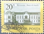 Sellos de Europa - Hungría -  Intercambio 0,75 usd 20 ft. 1987