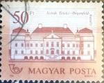 Sellos de Europa - Hungría -  Intercambio 1,90 usd 50 ft. 1987