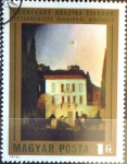 Stamps Hungary -  Intercambio 0,20 usd 1 ft. 1973