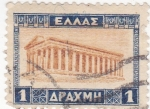 Stamps : Europe : Greece :  Partenon