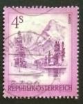 Stamps Austria -  Almsee
